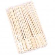 Набор шпажек бамбуковых, 20 см, 100 шт.