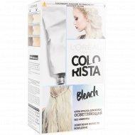 Крем-краска для волос «Colorista Bleach» осветляющая.