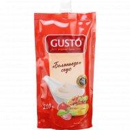 Соус «Gusto» со вкусом болоньезе 210 г.