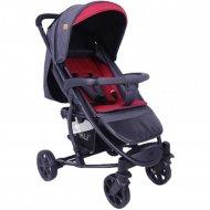 Детская коляска «Lorelli» S-300 Black-Red.