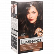 Краска для волос «Schwarzkopf» Luminance, тон 4.0.