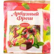 Конфеты помадные глазированные «Арбузный Фреш», 250 г.