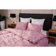 Комплект постельного белья «Ночь Нежна» Грань, двуспальный, 50х70.