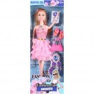 Кукла «Модница» с аксессуарами.