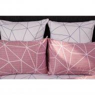 Комплект постельного белья «Ночь Нежна» Грань, двуспальный, 70х70.