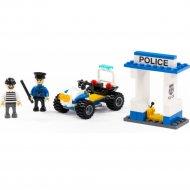 Конструктор «Полесье» Классик Полиция-5, 83 элемента