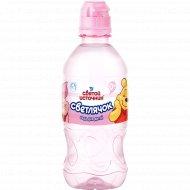 Вода питьевая Святой источник «Светлячок» для детей, 0.33 л.