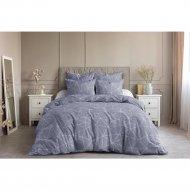 Комплект постельного белья «Ночь Нежна»Грань, 2 сп. 50х70, серый.