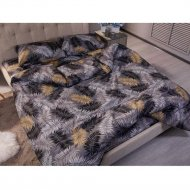 Комплект постельного белья «Ночь Нежна» Тропики, двуспальный, 50х70.