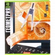 Тетрадь «Монитор», геометрия, 48 листов.