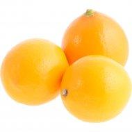 Лимон(ассорт)1кг, фасовка 0.25-0.35 кг