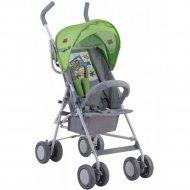 Детская коляска «Lorelli» Trek Green Grey Car.
