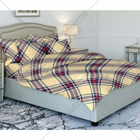 Комплект постельного белья «Ночь Нежна» Брайтон, 2 сп. евро 50х70.