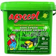 Удобрение для газона «Agrecol» ковровый эффект, 5 кг.