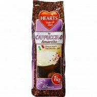 Напиток кофейный «Hearts cappuccino amaretto» растворимый, 1 кг.