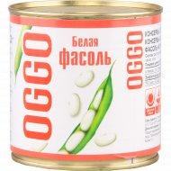 Фасоль «Oggo» натуральная белая, 400 г.