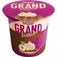 Пудинг «Гранд десерт» со сливочно-ореховым муссом, 4.9%, 200 г.