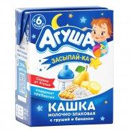 Каша «Засыпай-ка» злаковая, молочная, груша/банан, 2.7%, 200 мл