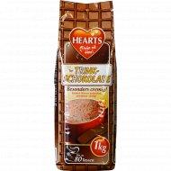 Напиток шоколадный «Hearts type trink schokolade» растворимый, 1 кг.