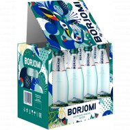 Вода минеральная «Borjomi» 0.5 л.