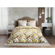 Комплект постельного белья «Ночь Нежна» Лабиринт, двуспальный, 50х70.