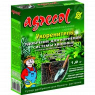 Удобрение «Agrecol» для хвойных, укореняющее, 1.2 кг.