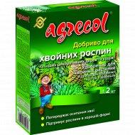 Удобрение «Agrecol» для хвойных растений, 1.2 кг.