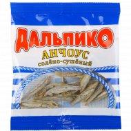Анчоус солено-сушеный «Дальпико» 25 г.