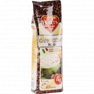 Кофейный напиток «Hearts» белый капучино, растворимый, 1 кг.