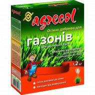 Удобрение «Agrecol» осеннее для газона, 1.2 кг.