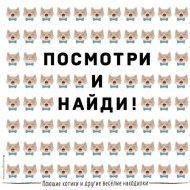 Книга «Поющие котики и другие веселые находилки».