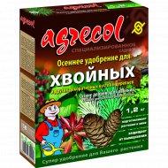 Удобрение «Agrecol» осеннее для хвойных, 1.2 кг.