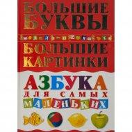 Книга «Азбука для самых маленьких и больших» Елена Чайка.