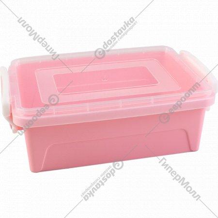 Цветной контейнер, прямоугольный, 1.25 л.