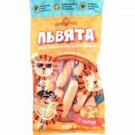 Сосиски вареные «Витконпродукт» львята с сыром, высший сорт, 420 г