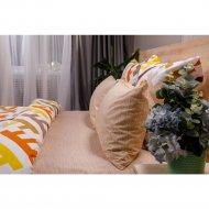 Комплект постельного белья «Ночь Нежна» Лабиринт, евро 50х70.