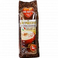 Напиток кофейный «Hearts instant cappuccino with cocoa» 1 кг.