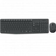 Клавиатура «Logitech» (MK235 Combo).