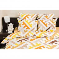 Комплект постельного белья «Ночь Нежна» Лабиринт, семейный, 50х70.