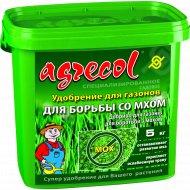 Удобрение для газона «Agrecol» против мха, 5 кг.