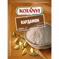 Кардамон молотый «Kotanyi» 10 г.