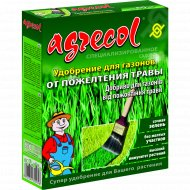 Удобрение для газона «Agrecol» против пожелтения, 1 кг.