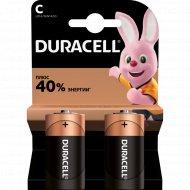Элементы питания «Duracell» LR14/MN14002BP.