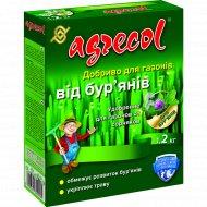 Удобрение для газона «Agrecol» против сорняков, 1.2 кг.