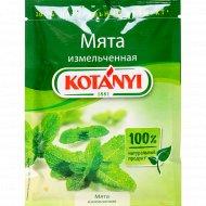 Мята измельченная «Kotanyi» 9 г.