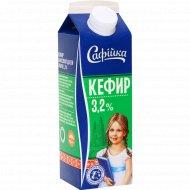 Кефир «Сафiйка» 3.2%, 500 г.