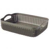 Корзина «Curver» knit basket а5, 234673, 26 л, 260x200x70 мм.