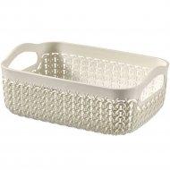 Корзина «Curver» knit basket a6, 234662, 13 л, 190x140x70 мм.