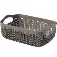 Корзина «Curver» knit basket a6, 234672, 13 л, 190x140x70 мм.