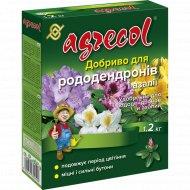 Удобрение «Agrecol» для рододендронов и азалий, 1.2 кг.
